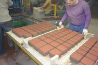 Производство тротуарной плитки и брусчатки